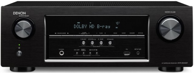 Denon AVRS500BT Receiver