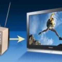 Analog to HDTV