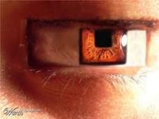 Too much TV causes sqare eyeballs