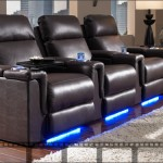 Getting To Know The Right Home Theater Seating For You