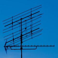 rooftop antenna