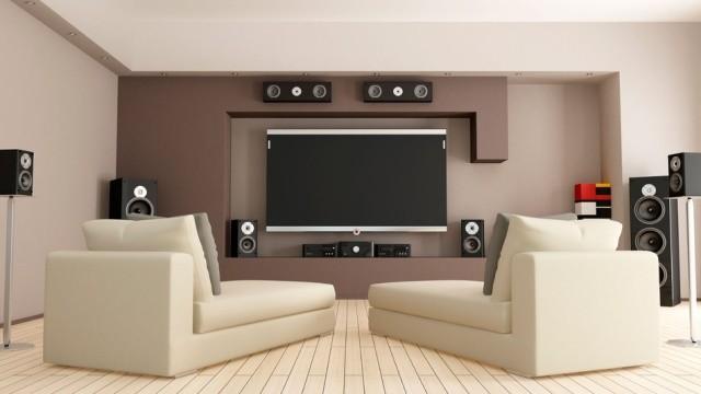 Surround sound Setup