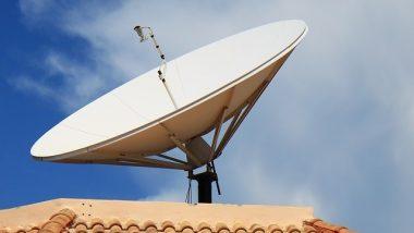 Satellite TV Dish