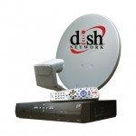 Dish HDTV Satellite Receiver